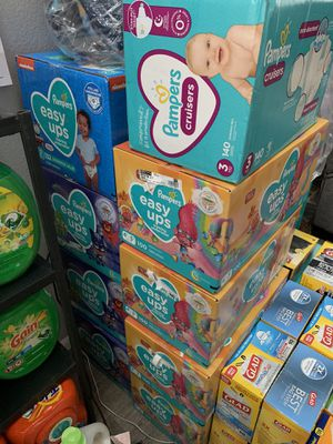 DIAPERS RESTOCK!! for Sale in San Diego, CA