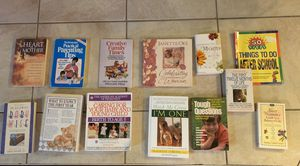 Baby books, mothering books for Sale in Davenport, FL