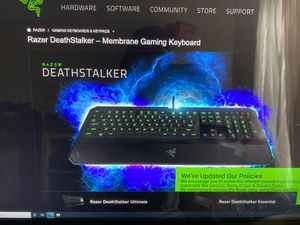 GAMING KEYBOARD for Sale in Chicago, IL