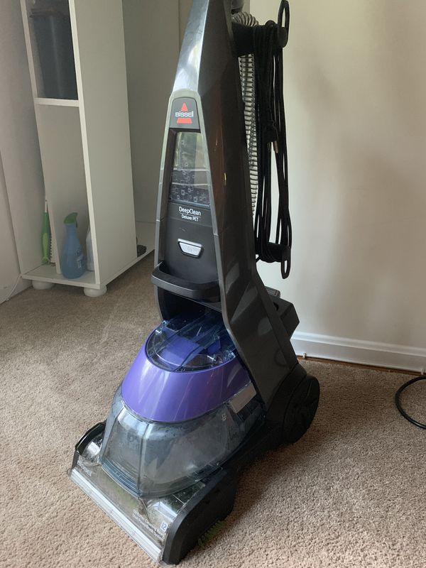 Bisell carpet pet cleaner