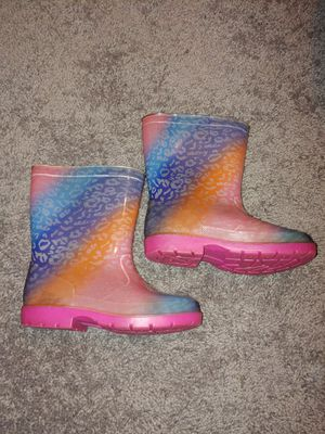 Rain Boots Size 11 for Sale in Yucaipa, CA