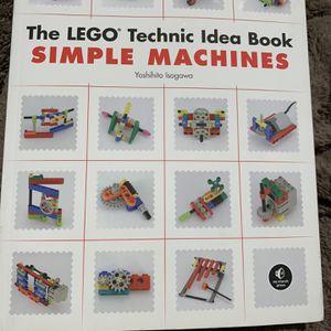 The LEGO Technic idea Book/Simple Machines for Sale in Glendale, CA