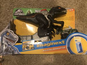 Imaginext Jurassic world for Sale in University Place, WA
