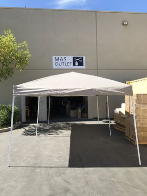 Brand New 10x20 Feet POP up Canopy Gazebo Tent No Assemble for Sale in Fullerton, CA