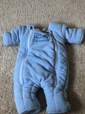 Baby Merlin's Magic Sleep Suit Size Small for Sale in Gig Harbor, WA