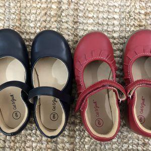 Cat And Jack Dress Shoes Toddler Size 9 for Sale in Jupiter, FL