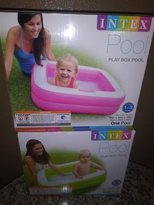 Baby pool for Sale in Jurupa Valley, CA