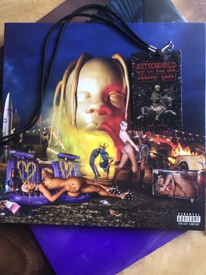 Travis Scott Astroworld Floor Ticket + Season Pass on March 17th at Tampa Amalie Arena for Sale in Tampa, FL