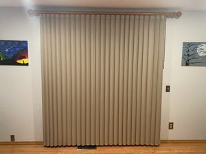 Custom vertical blinds for Sale in Federal Way, WA