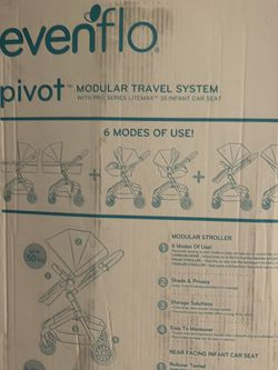 Evenflo Travel System. for Sale in Portland,  OR
