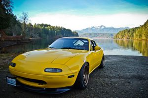 TruHart StreetPlus Mazda Miata NA/NB (90-05) Coilovers for Sale in Garden Grove, CA
