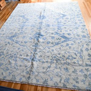 8x10 Hand Knotted Wool Rug for Sale in Portland, OR