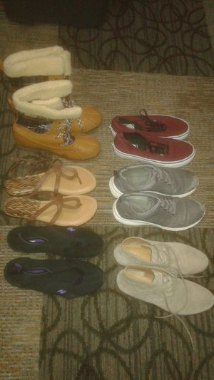 Variety of shoes- New and Used for Sale in Steubenville, OH