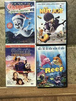 Kids DVD Lot for Sale in San Bernardino,  CA