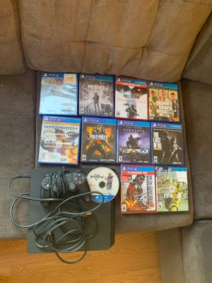 PS4 slim (1trb) for Sale in La Mesa, CA