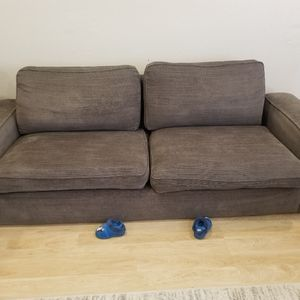 Like New Big Comfortable Ikea Sofa for Sale in Campbell, CA