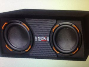 SDX Audio. Pro speaker for Sale in Tacoma, WA