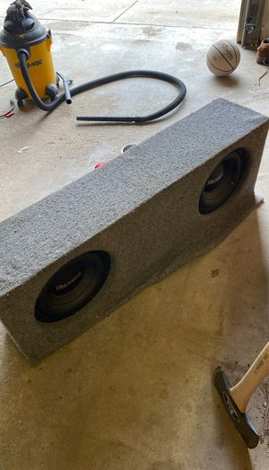 Premier Subwoofer. No amp for Sale in Evergreen, CO