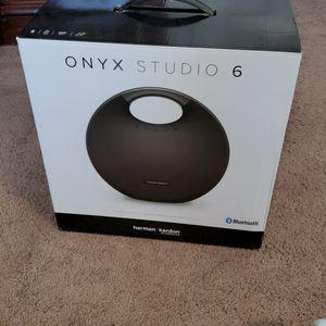 Onyx Studio 6 for Sale in San Bernardino, CA