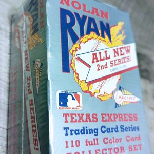 Nolan Ryan Unopened Texas Express Set for Sale in Clanton, AL