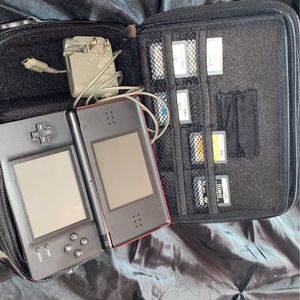 Nintendo DS lite with games for Sale in San Diego, CA