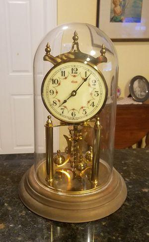 ANTIQUE KUNDO KIENINGER & OBGEGFELL BRASS ANNIVERSARY CLOCK. for Sale in Saint Petersburg, FL