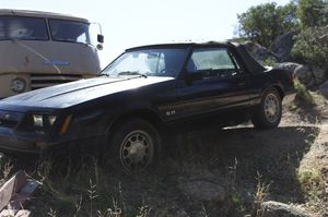 1986 mustang GT convertible project for Sale in Pine Valley, CA