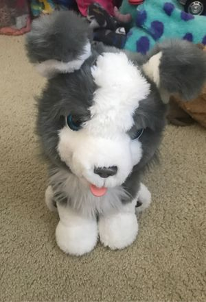 FurReal Friends Ricky, the Trick-Lovin' Interactive Plush Pet Toy for Sale in San Diego, CA