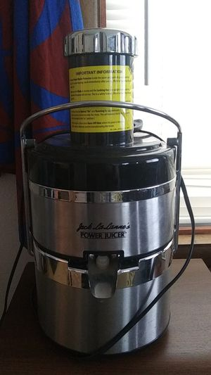 Jack La Lanne's Power Juicer for Sale in Missoula, MT