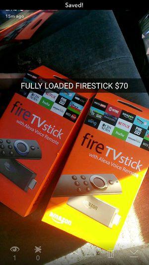 NEW FULLY LOADED FIRESTICK WITH KODI KRYPTON 17.3 for Sale in Bakersfield, CA