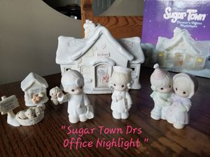 Precious Moments Doctor's Office Nightlight for Sale in Marion, TX