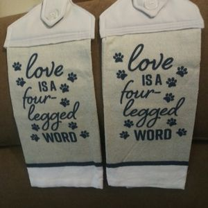 Hanging Terry Cloth Dish Towels for Sale in Montgomery, AL