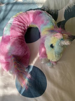 Unicorn Neck Pillow for Sale in Visalia,  CA