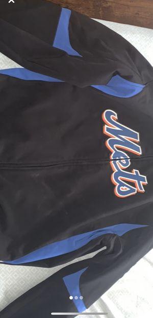 Mets batting jacket for Sale in Trenton, NJ