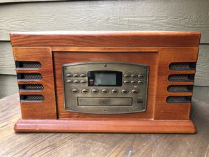Crossley stereo - radio and tape work for Sale in Fresno, CA