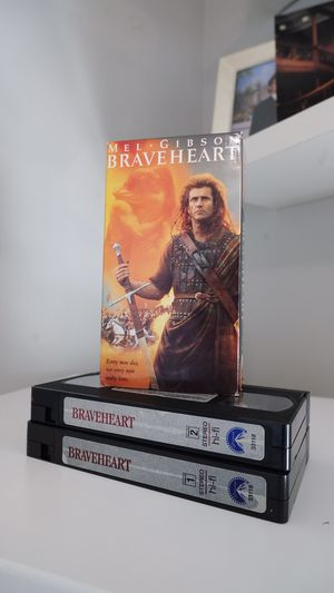 Collectible Braveheart VHS for Sale in Miami, FL