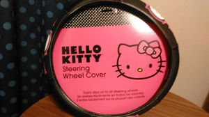 Hello Kitty steering wheel cover for Sale in Grawn, MI