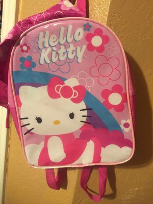 Hello kitty back pack for Sale in Pflugerville, TX