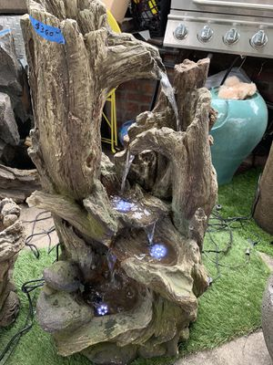 Cascading Fountain with lights for Sale in Bell, CA