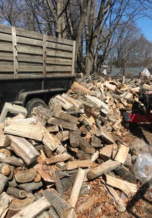8 cords. Off-season hardwood firewood for Sale in New Britain, CT