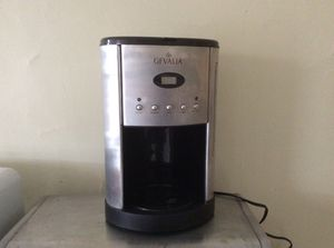 Stainless steel coffee maker gevalia for Sale in Philadelphia, PA