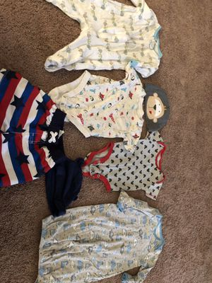 15 boy outfits NB-3 months for Sale in Laurel, NE