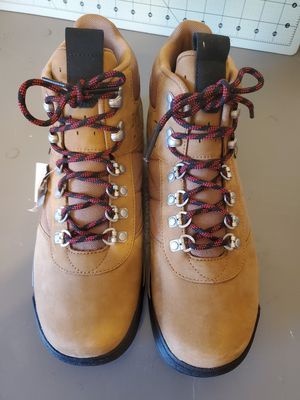 Volcom Mens, 9 Vintage Brown work boots. BRAND NEW!!! for Sale in Huntington Beach, CA