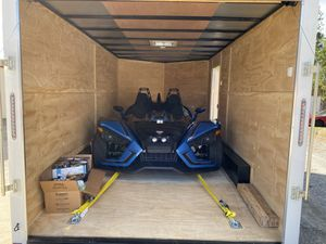 2017 Slingshot SLR with 16' Enclosed Trailer for Sale in Shady Shores, TX