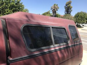 Nissan camper shell for Sale in Spring Valley, CA