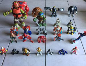 Vintage action figures collections for Sale in Arlington, TX