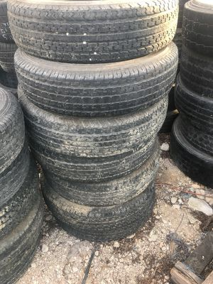 16 inch trailer tires for Sale in Austin, TX