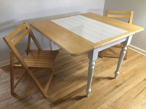 Table and Chairs!! for Sale in Montclair, NJ