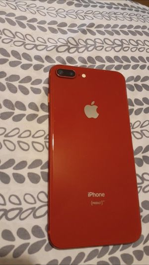iPhone 8 Plus Red for Sale in Lithonia, GA