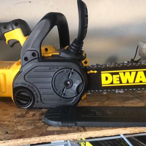 12 in. 20V MAX Lithium-Ion Cordless Brushless Chainsaw (Tool Only) for Sale in Phoenix, AZ